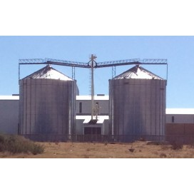 Silo S Raw Material Storage Products